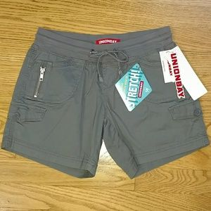 NWT UnionBay  pull on shorts 5 in inseam XS